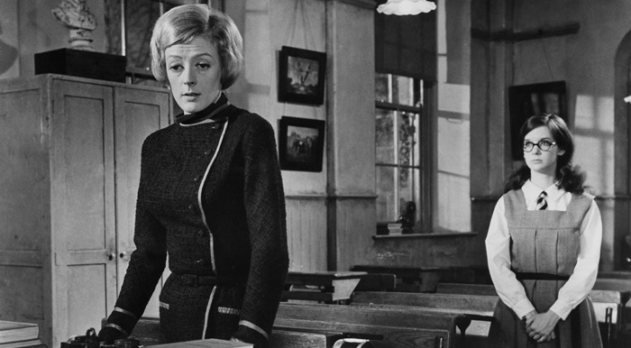 Think, that maggie smith nude